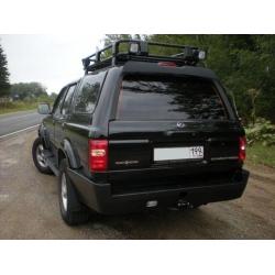 Алюминиевый экспедиционный багажник  Great Wall Safe
