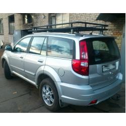 Алюминиевый экспедиционный  багажник Great Wall Hover H3