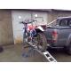 Трап для перевозки мототехники на фаркопе