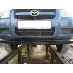Передний квадрат под лебёдку Mazda BT50