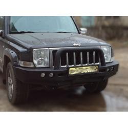 Передний бампер Jeep Commander