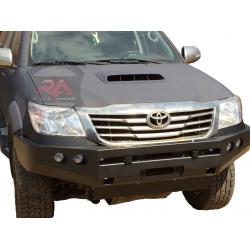 Передний бампер Toyota Hilux Vigo