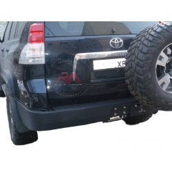 Задний бампер Toyota Land Cruiser Prado 150